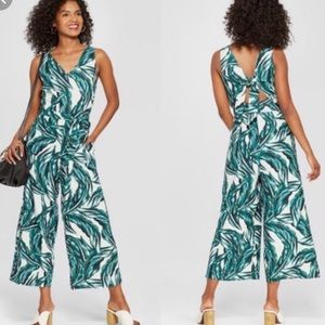 XXL Palm Jumpsuit from Who What Wear